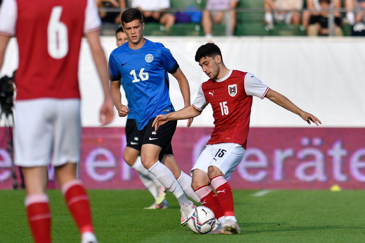 Austria U21 v Estonia U21 - UEFA Euro Under 21 Qualifier