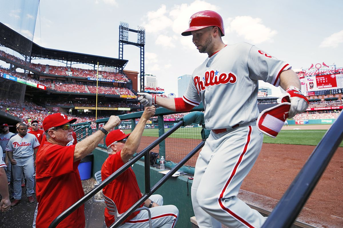 Philadelphia Phillies v St. Louis Cardinals