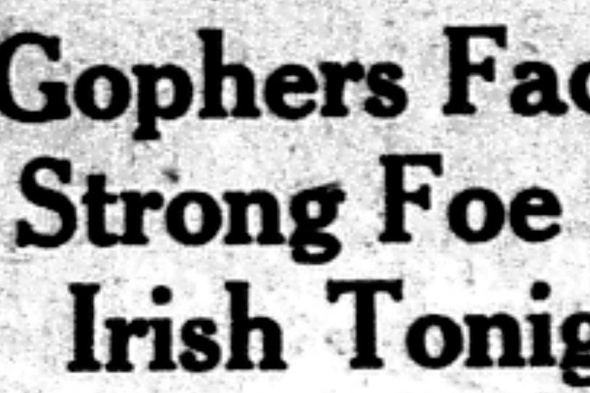 From Mpls Tribune February 9, 1925