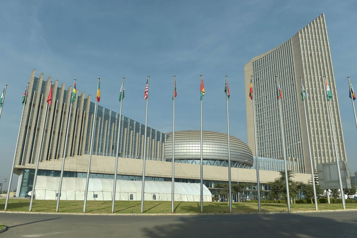 Image result for China African Union
