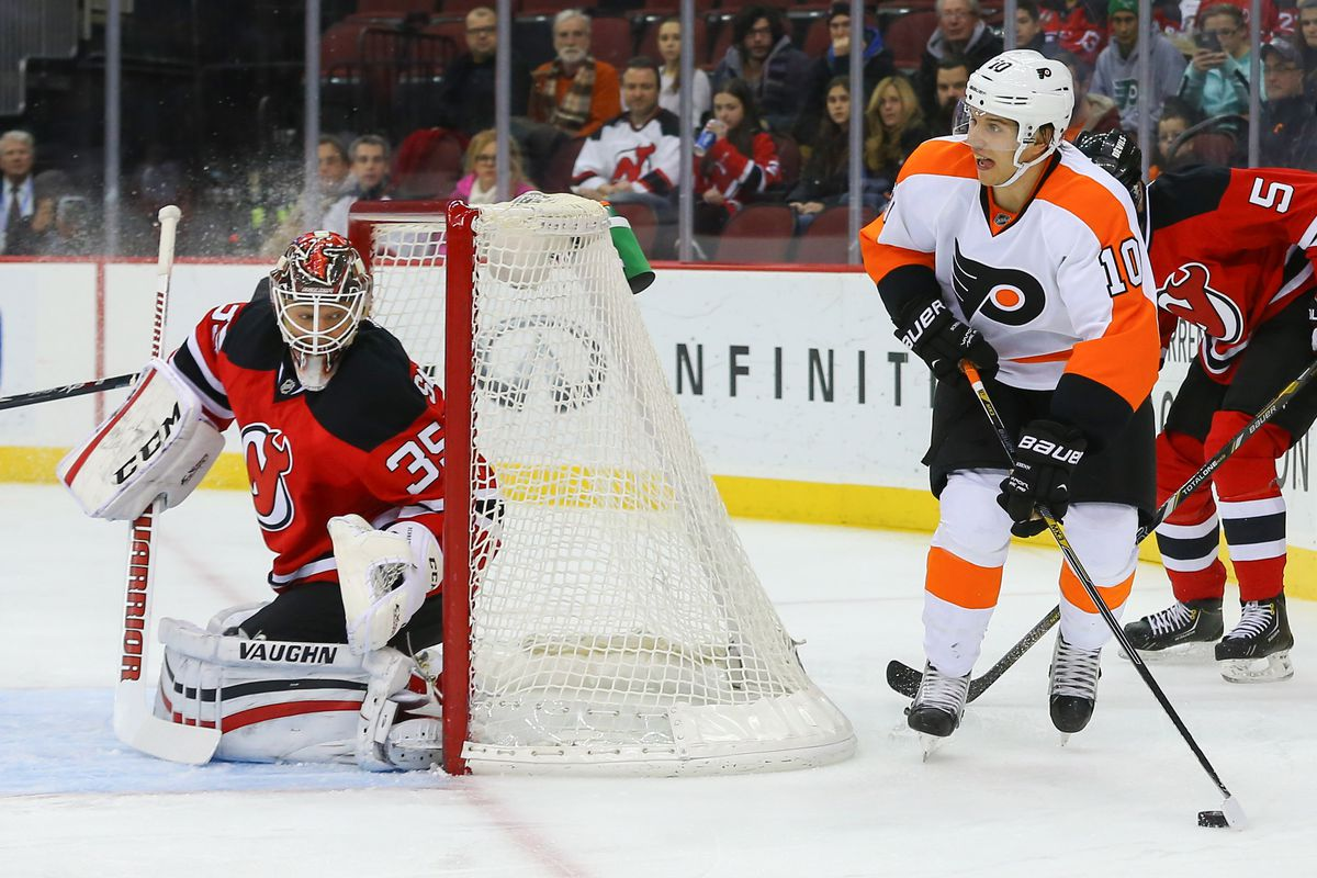 On October 2, the Devils will host the Flyers for preseason hockey.  Schenn and Schneider are not guaranteed.