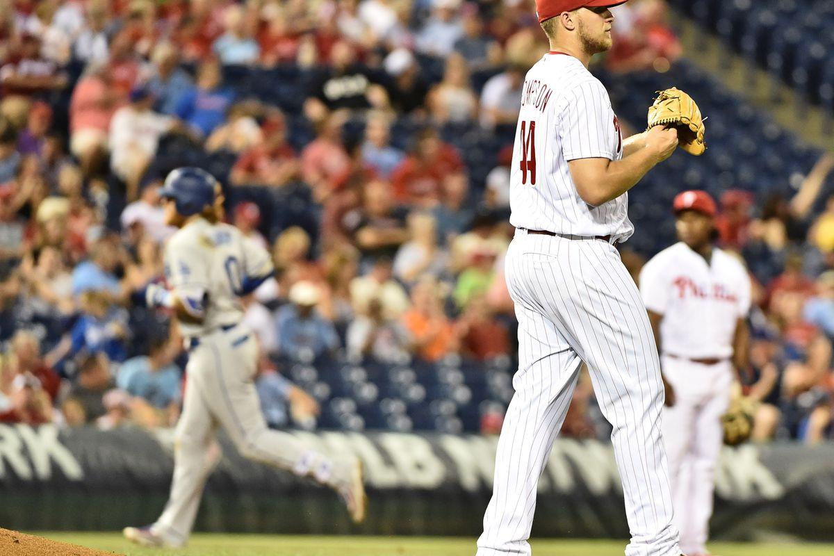 Jake Thompson should consider allowing fewer runs