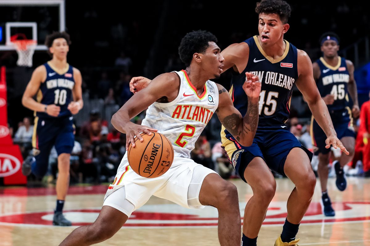 Atlanta Hawks narrow roster, part ways with four players on non-guaranteed contracts