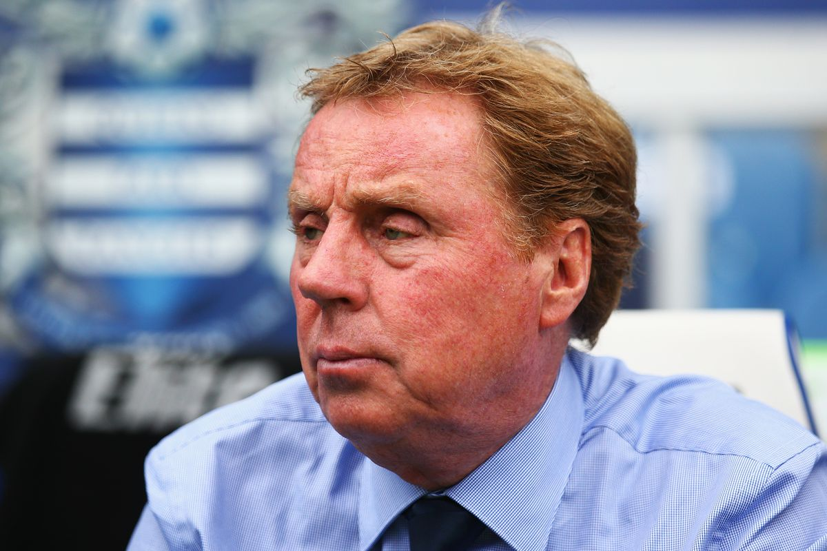 'Arry didn't have the best of times at Southampton and can expect a hostile reception at St. Mary's.