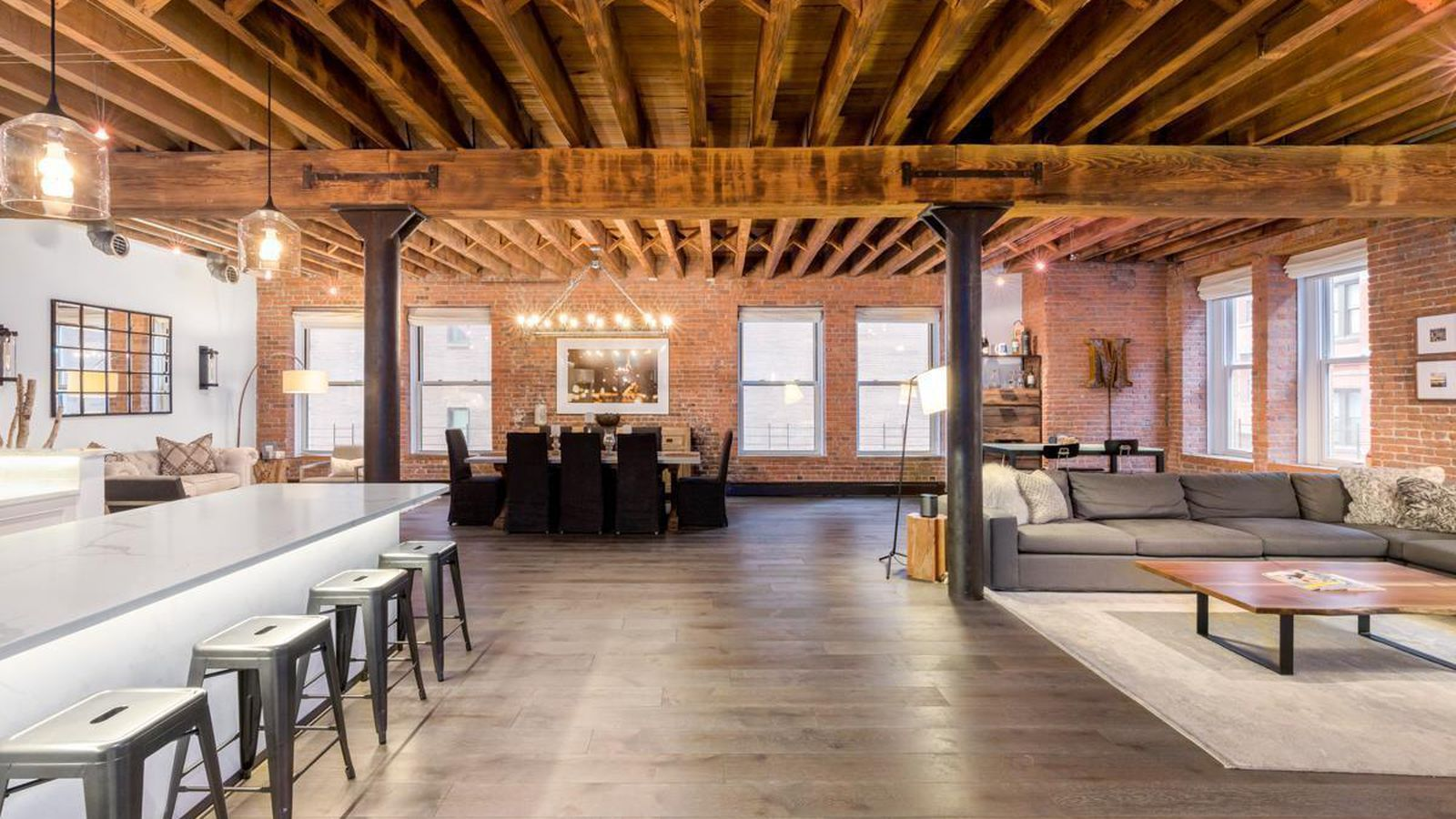 new york ranger lists loft in taylor swift 39 s tribeca building curbed ny. Black Bedroom Furniture Sets. Home Design Ideas