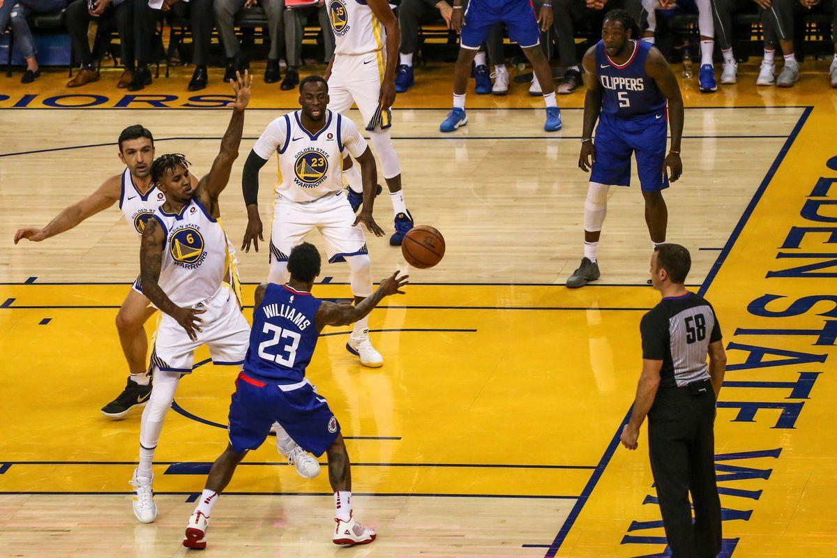 LA Clippers - Golden State Warriors: NBA