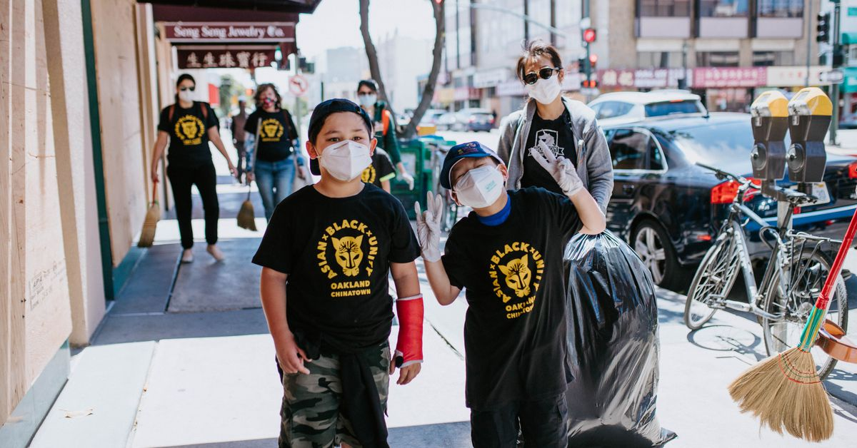 sf.eater.com: Oakland Chinatown Food Businesses Stand in Solidarity With Protesters