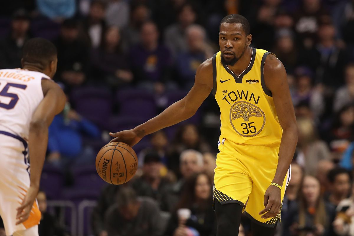 f27021f90c3 Warriors news  Kevin Durant is the second-youngest to score 22