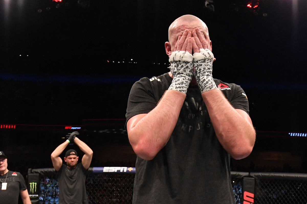 Stefan Struve was annoyed with retirement, doesn't give a f—k what you think about his UFC return