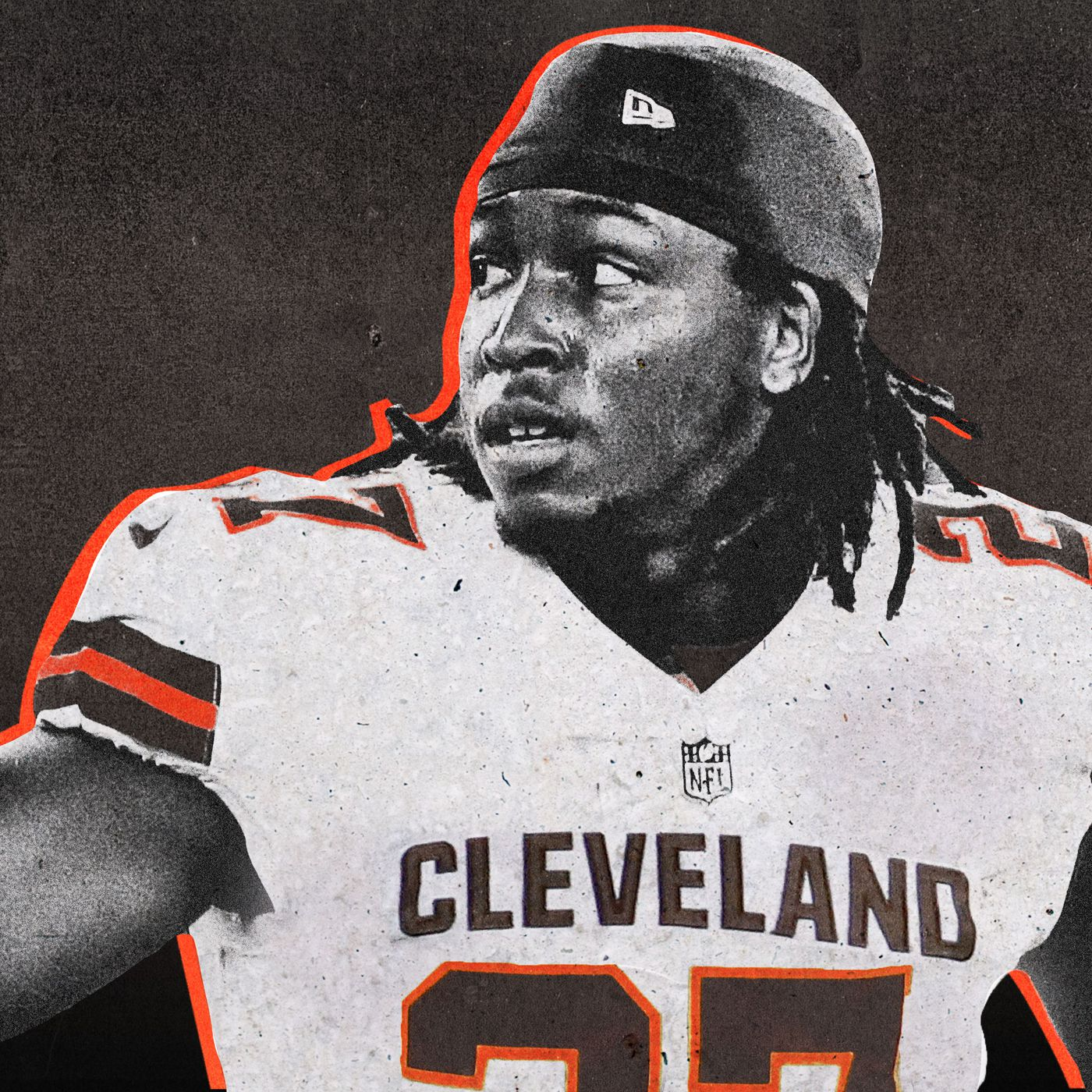 new style 41881 9c7d8 The Cleveland Browns Have Signed Kareem Hunt - The Ringer