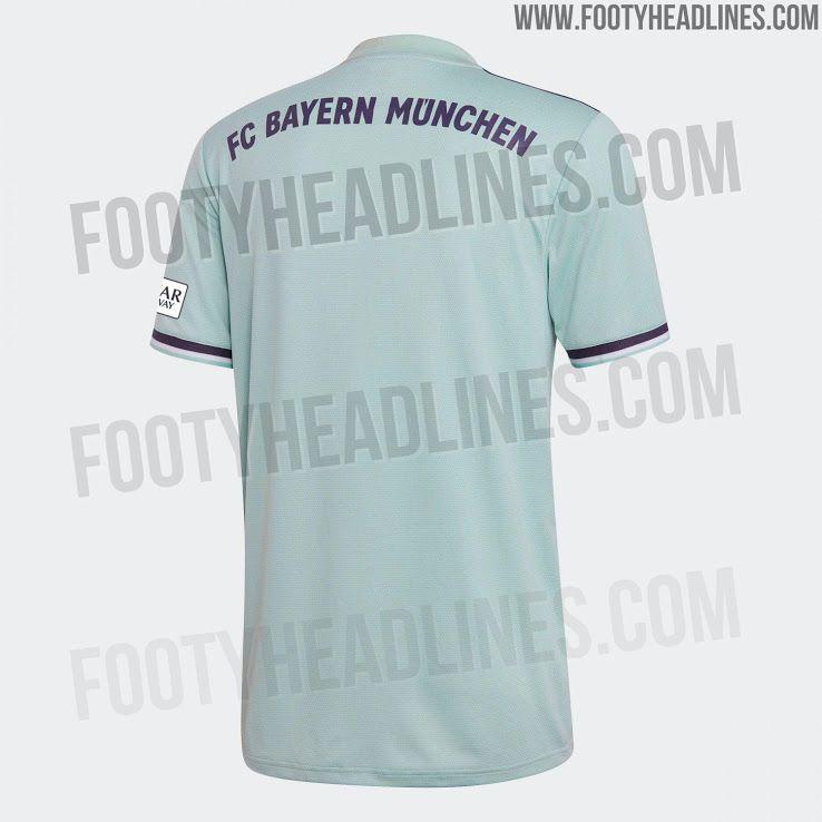 Kit leak alert  Bayern Munich s full away kit has been outed ... 6cfaa11a5