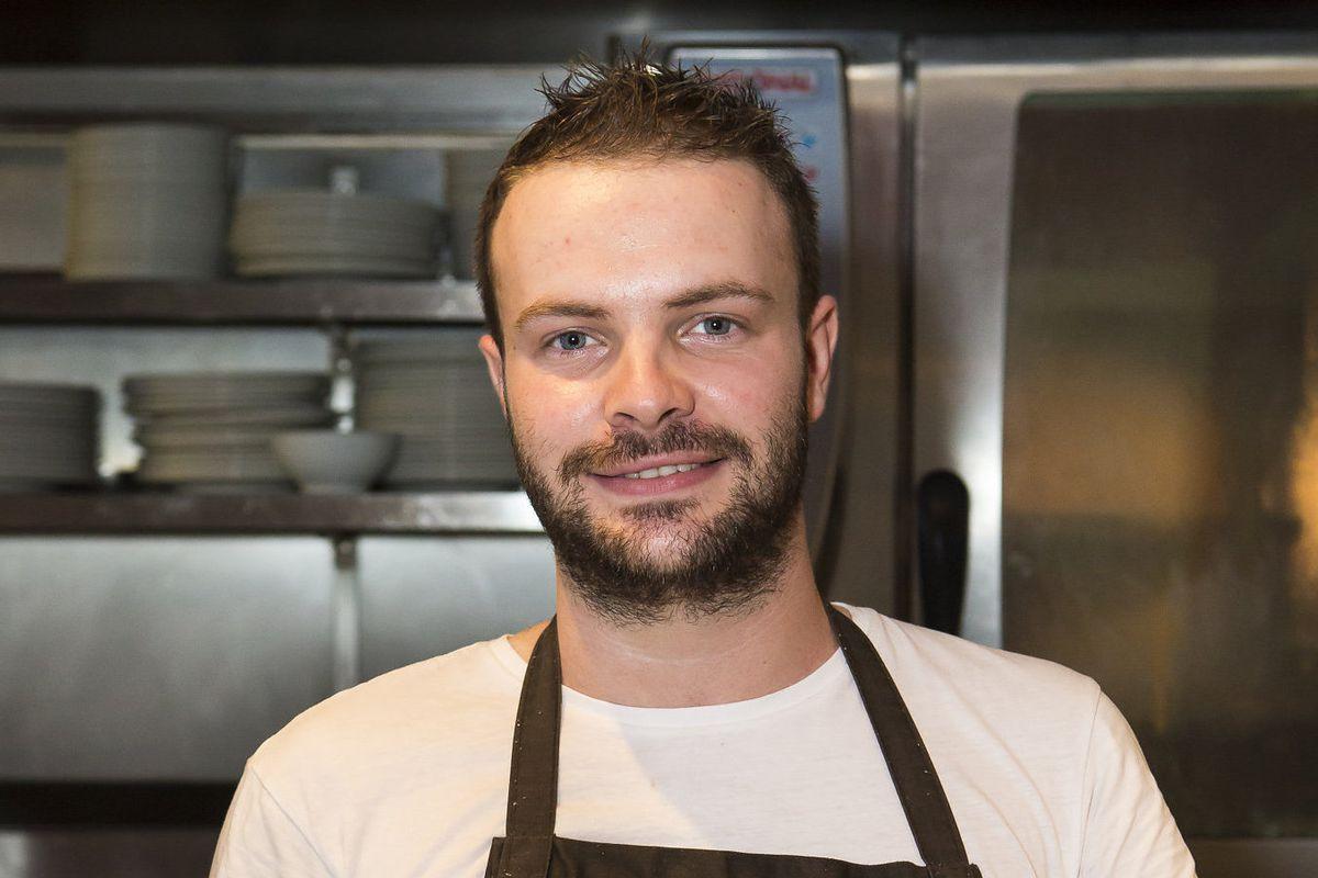 Adam Rawson, who will be executive head chef at The Standard London, working under creative director Angela Dimayuga