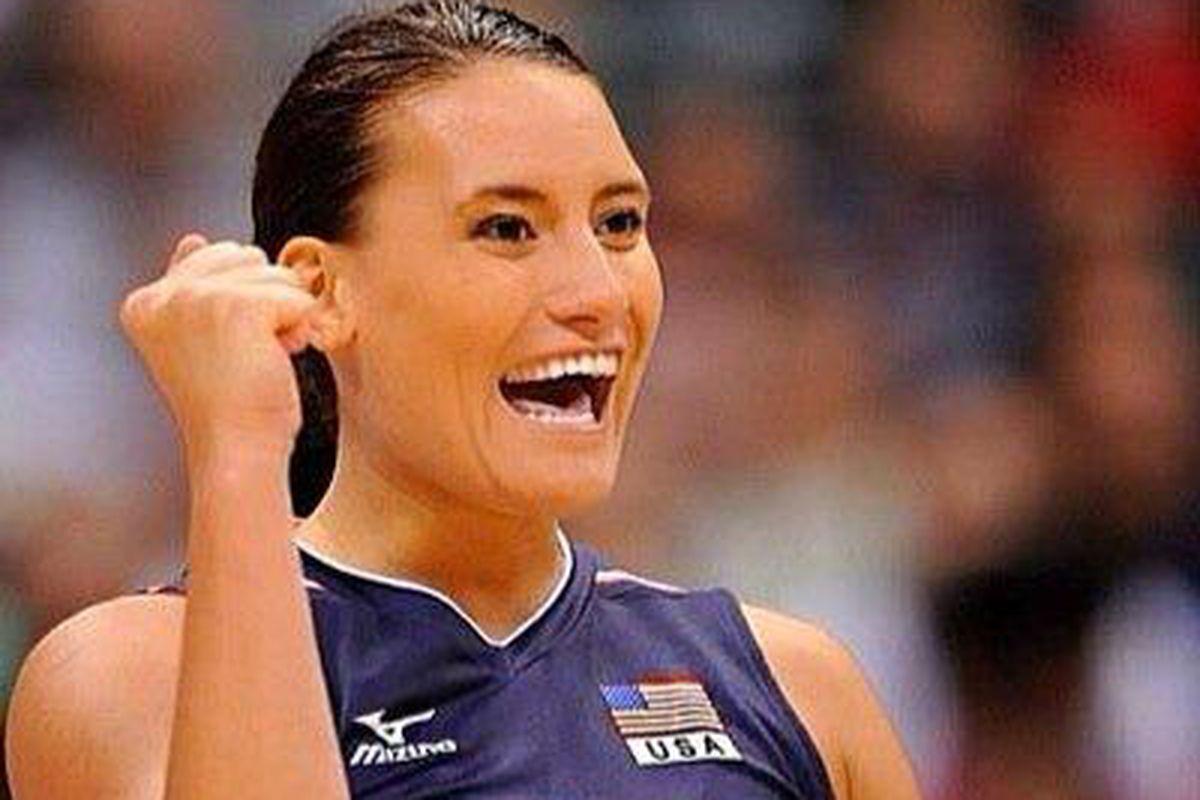 Tori Dixon - Team USA Volleyball
