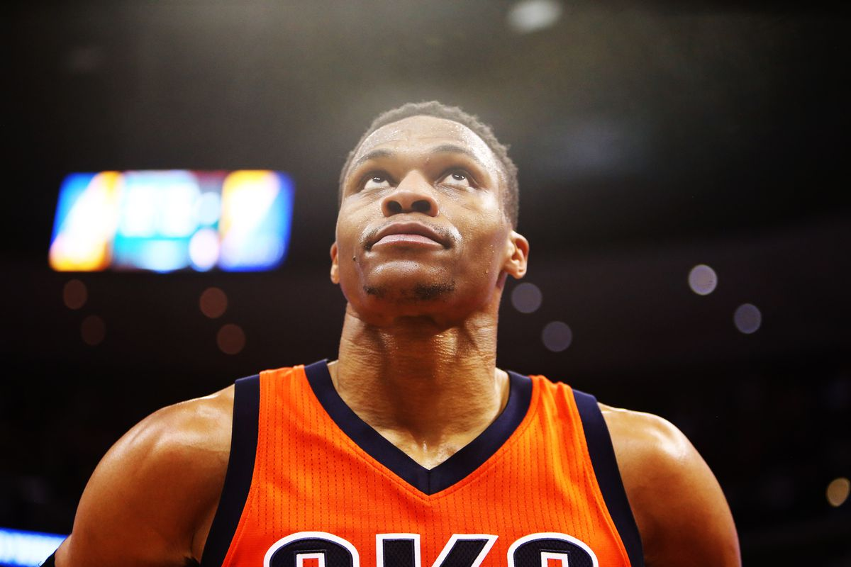 Russell Westbrook was the best thing about the NBA all season ... 88aa3de1a