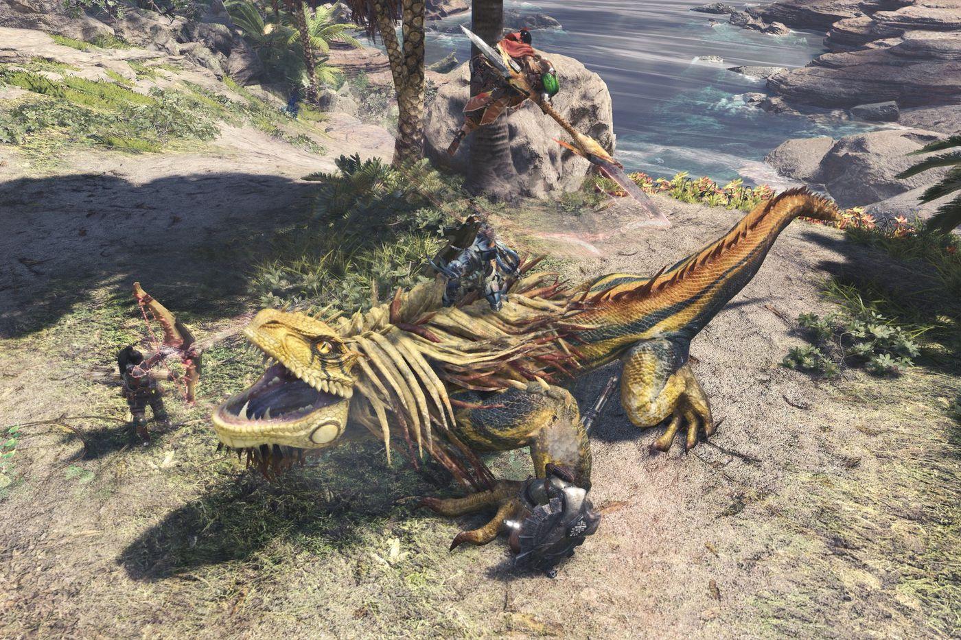 Monster Hunter World Guide Investigations Polygon