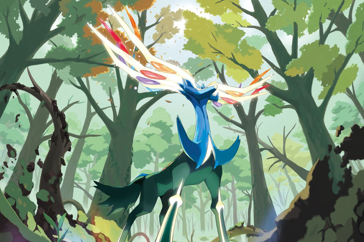 Gallery Photo: Pokemon X & Y: Mega-Pokemon art & screenshots gallery