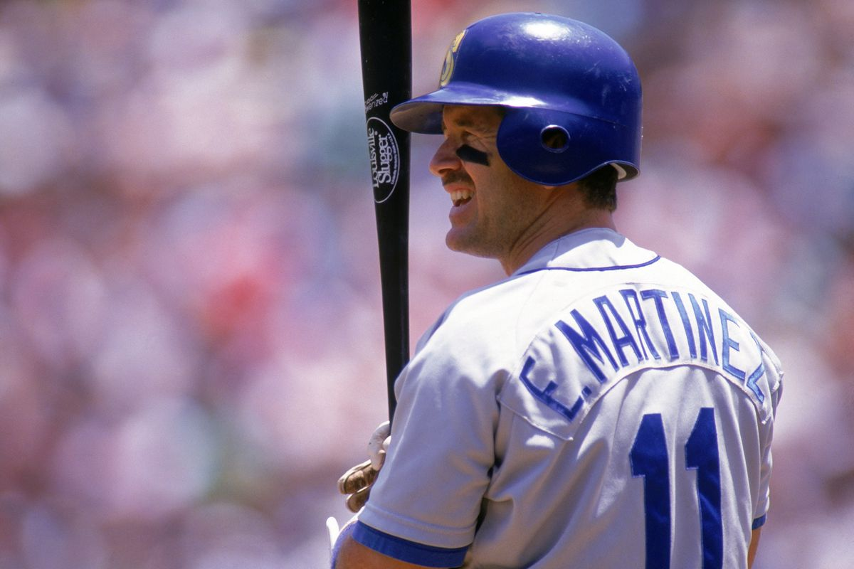 The Scene from Cooperstown: Love and Edgar Martinez