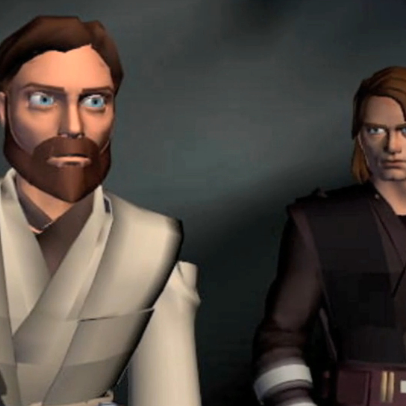 Incomplete episodes from canceled 'Star Wars: The Clone Wars