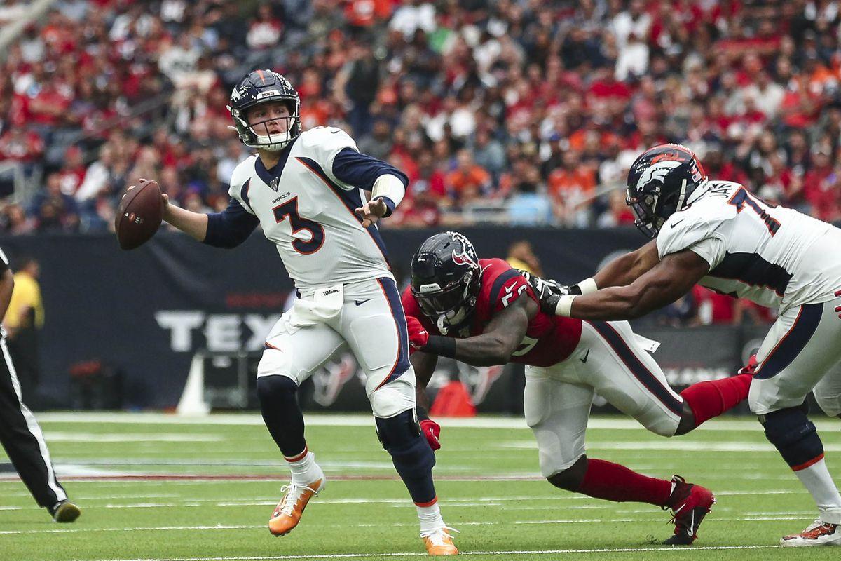 NFL: Denver Broncos at Houston Texans