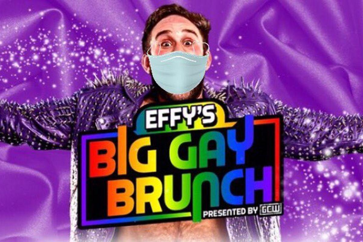 Effy big gay brunch
