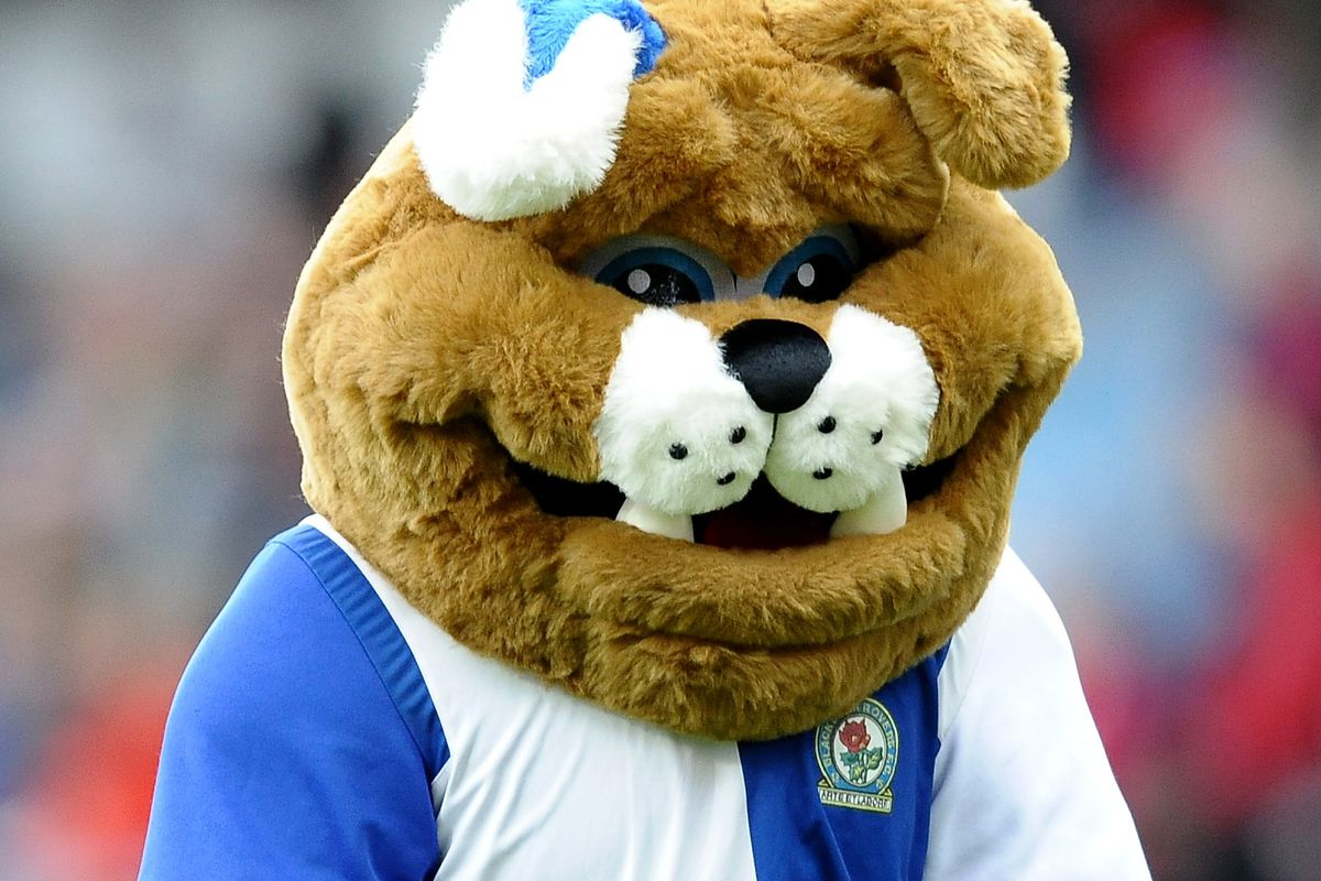 LOL. The string of horrendous costumed mascots in the EFL Cup continues.