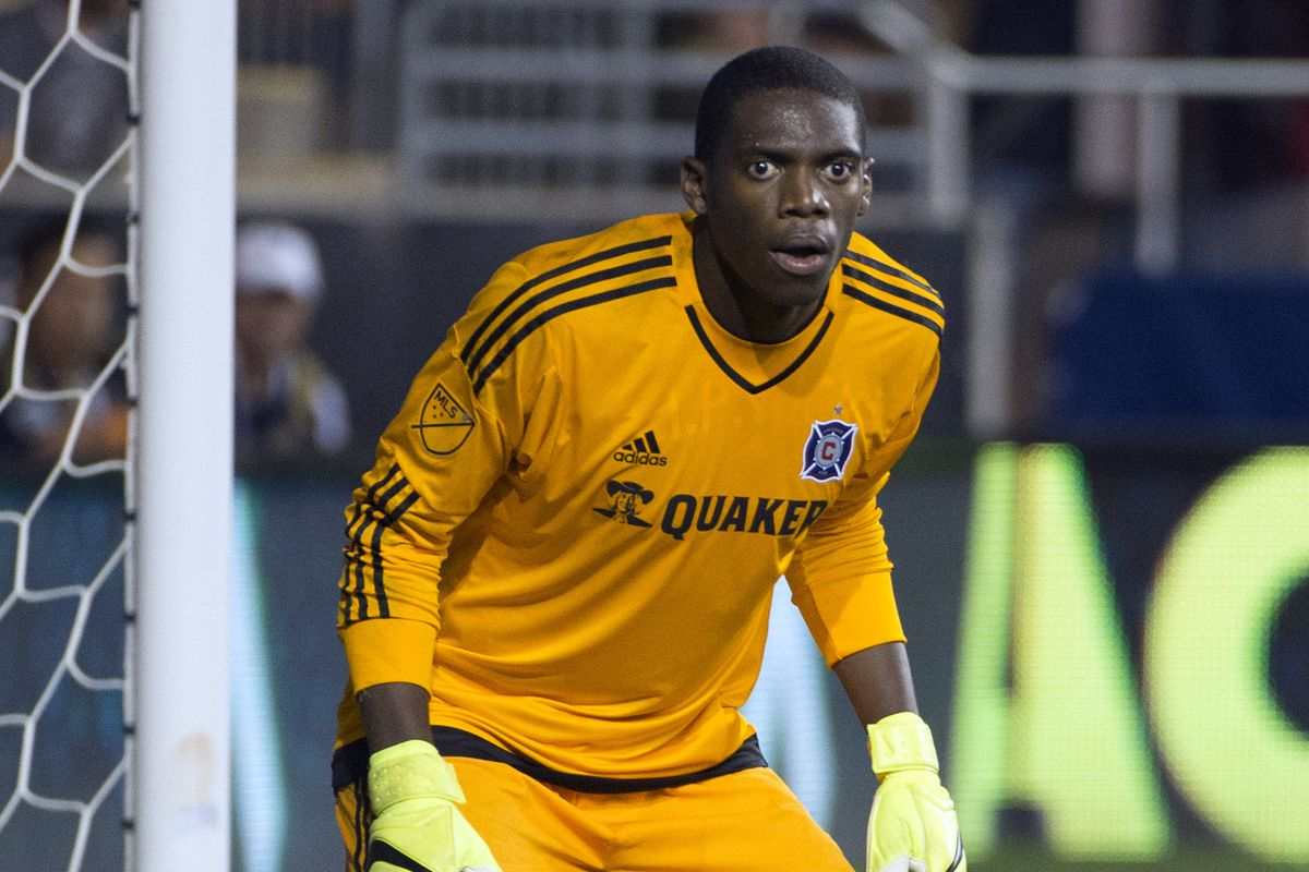 Man of the Match Sean Johnson stopped the Union from picking up 3 points.
