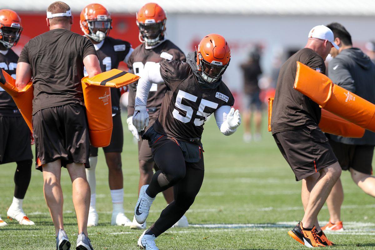 NFL: JUL 26 Browns Training Camp