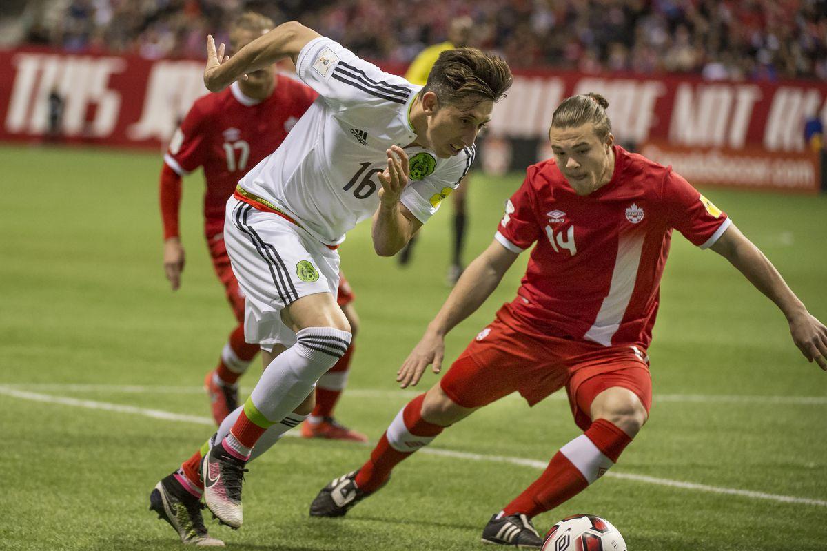 Soccer - Canada vs. Mexico - 2018 FIFA World Cup Qualifier