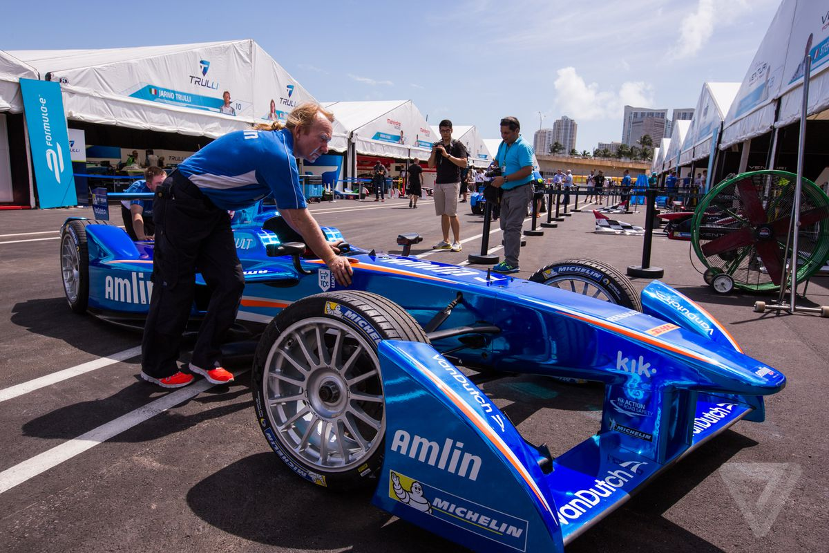 Formula E Makes Its United States Debut Tomorrow In Miami