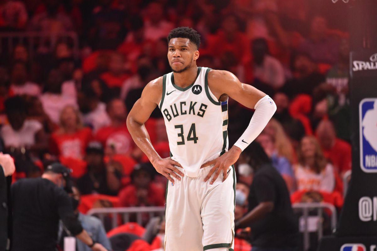2021 NBA Playoffs - Milwaukee Bucks v Atlanta Hawks
