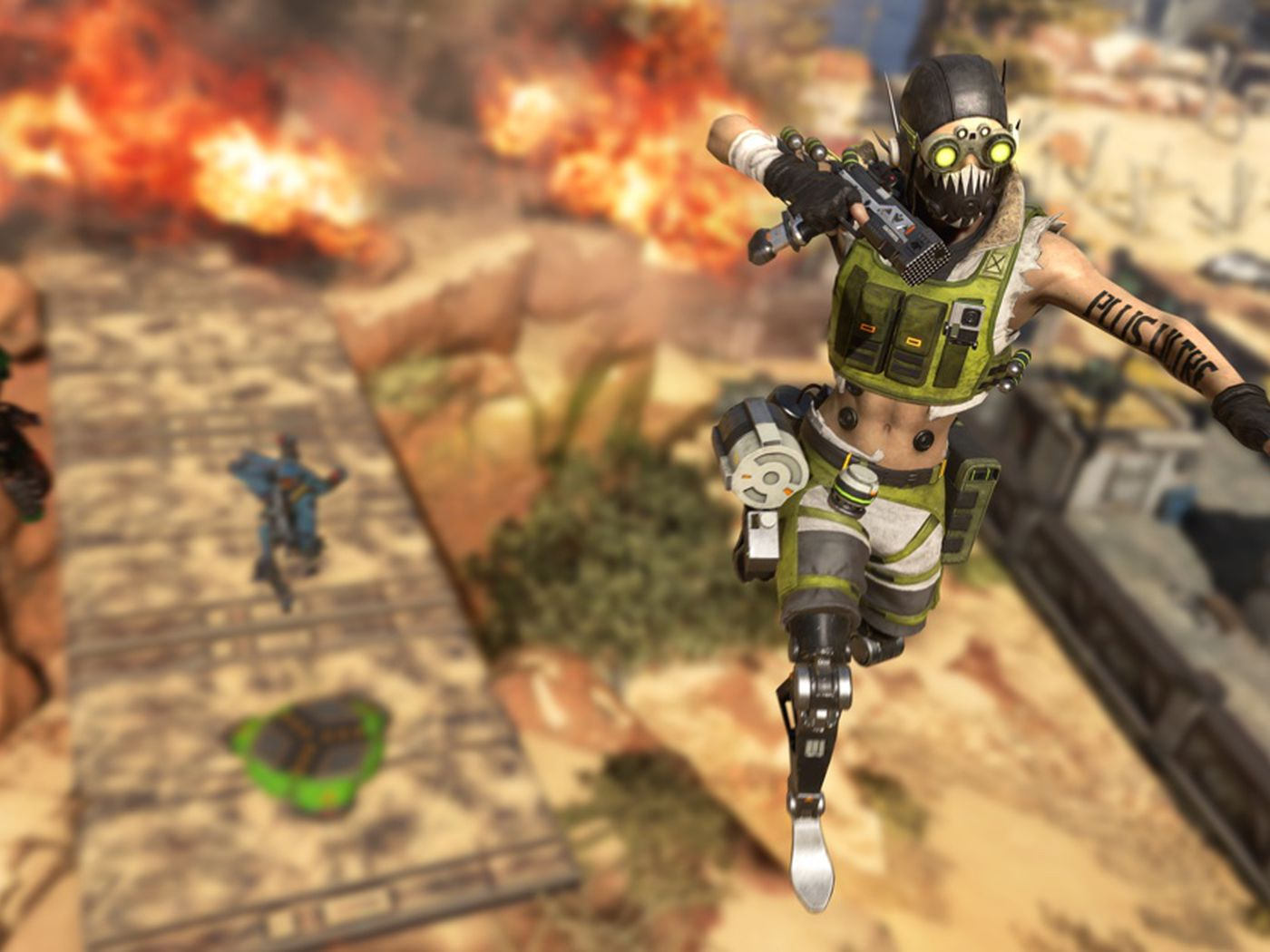 Apex Legends' Battle Pass is a lot of grinding for very