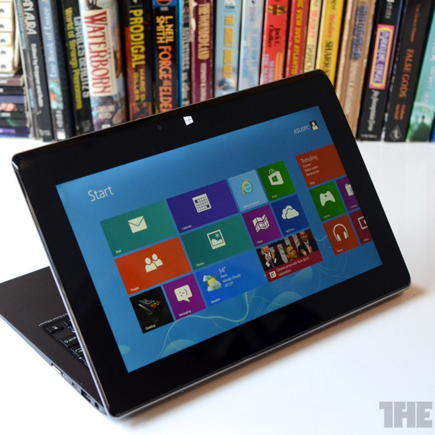 Asus Taichi review (11 6-inch) - The Verge