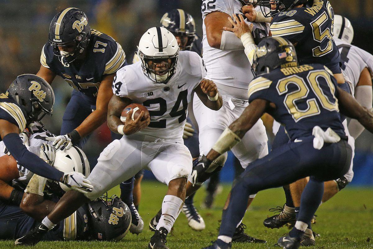 Penn State v Pittsburgh