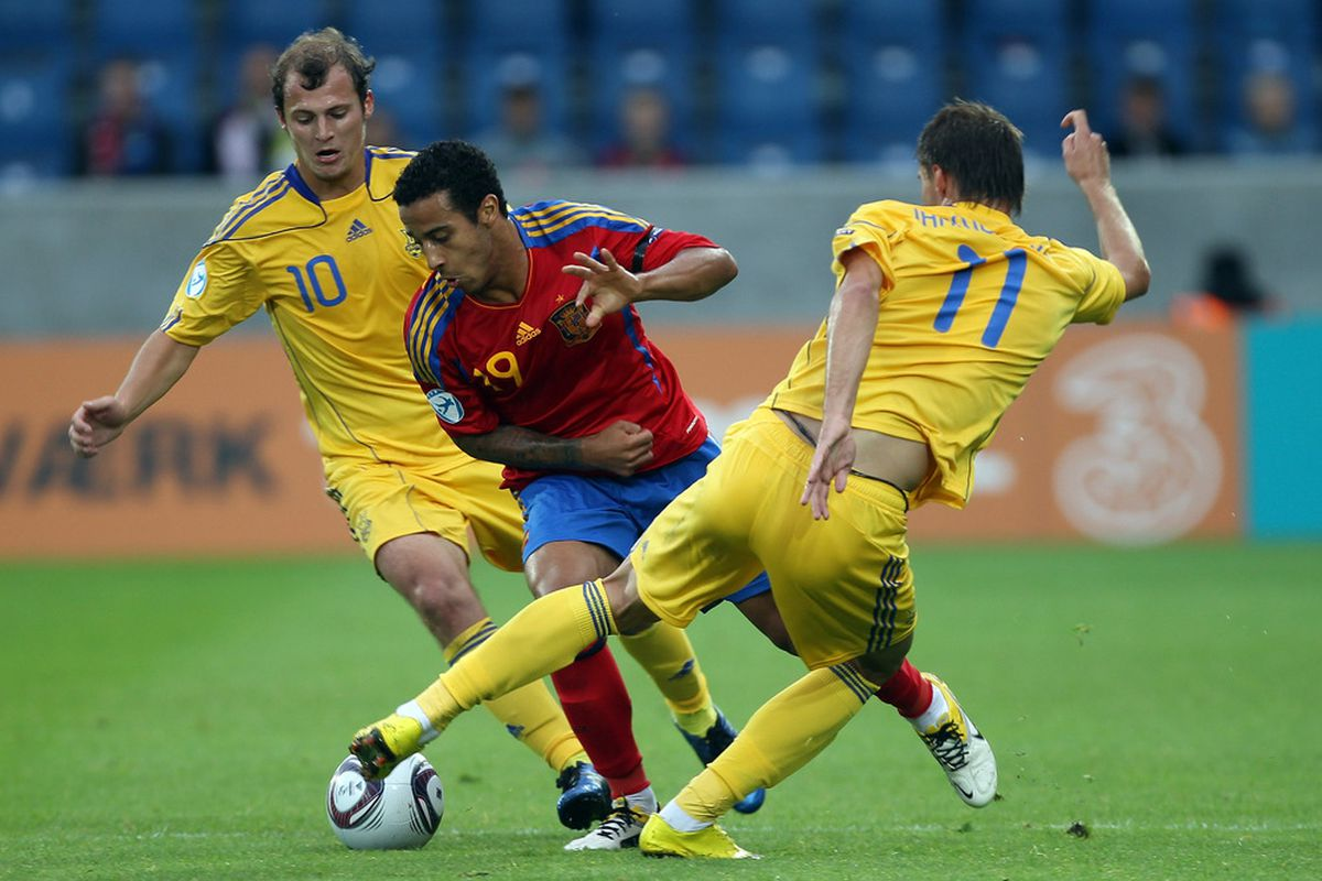 Thiago has been brilliant so far in the U-21 Championship