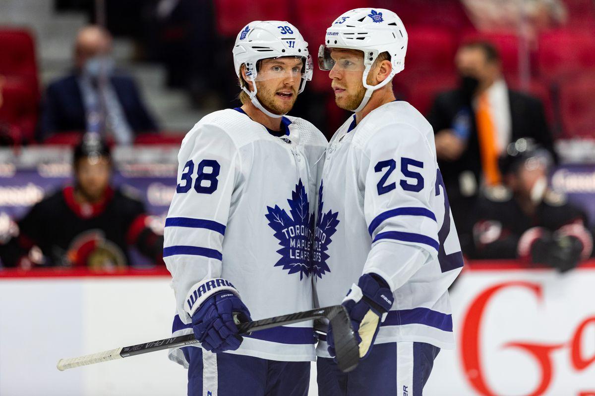NHL: SEP 29 Preseason - Maple Leafs at Senators