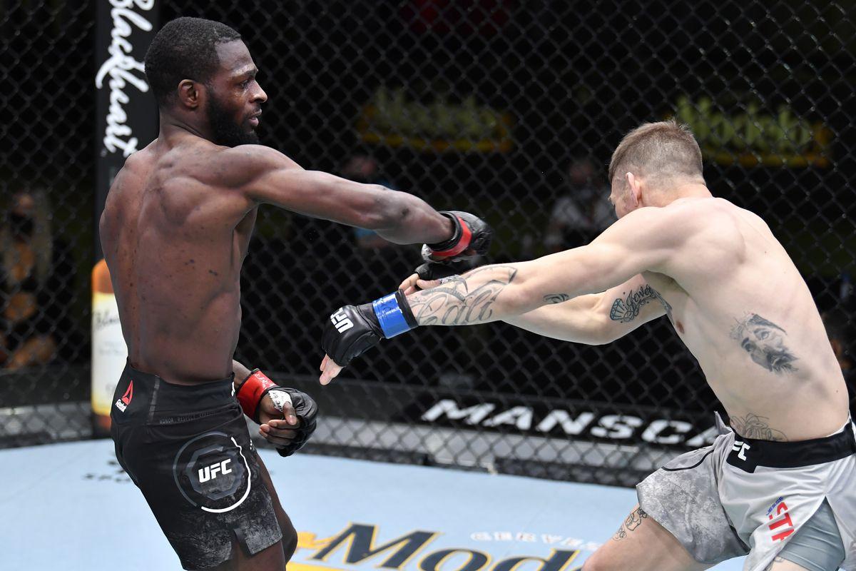 UFC Fight Night: Jackson v Strader