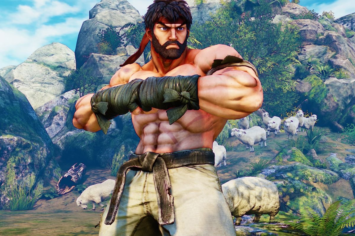 Street Fighter 5 Is Getting A Limited Edition, Pre-Order -1337