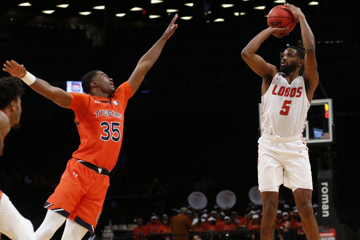 NCAA Basketball: Auburn at New Mexico