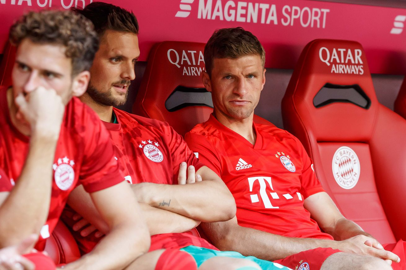 Bild: Thomas Müller wants to leave Bayern Munich in January UPDATE: Sky says that Bayern want to extend his contract!