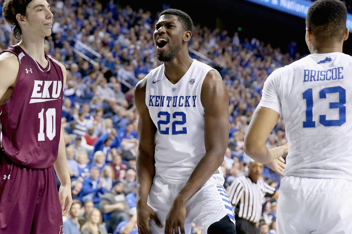 Kentucky Wildcats TV highlights and box score from win over EKU - A Sea Of Blue