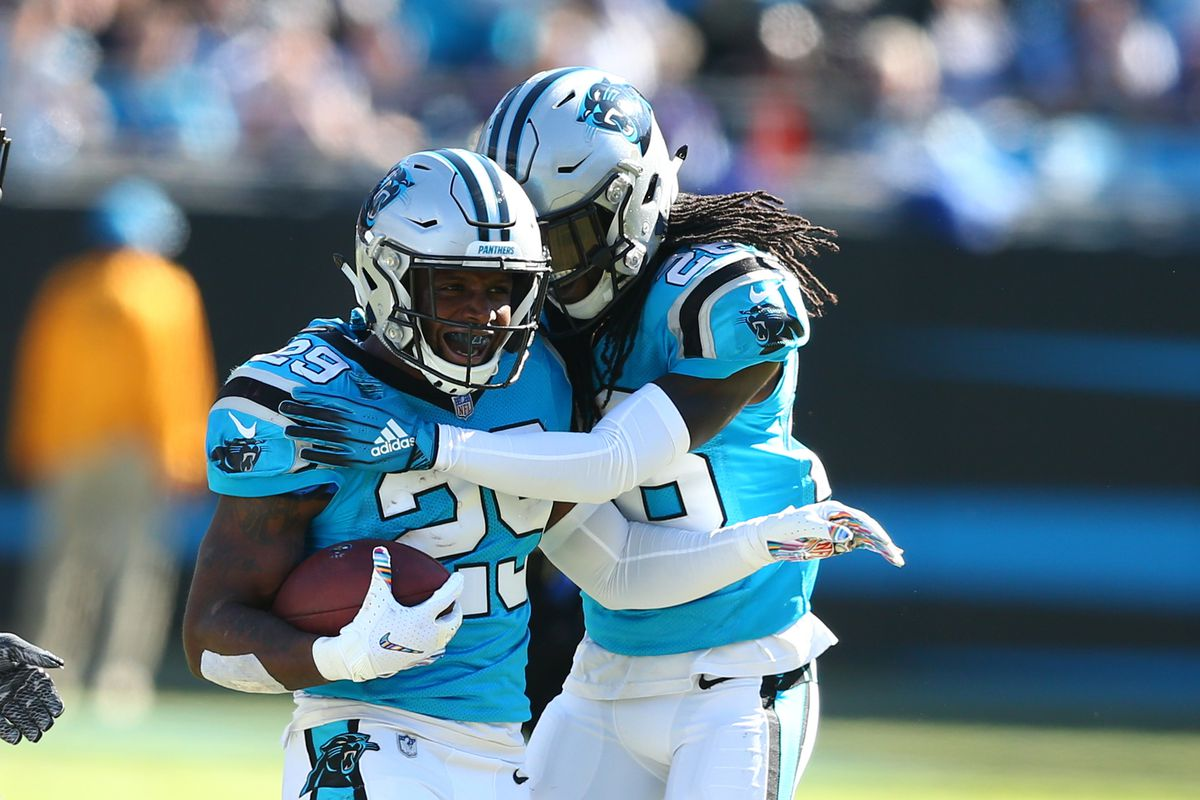 4aea46de0885 Panthers 36 Ravens 21  7 winners from Carolina s dominating win over ...