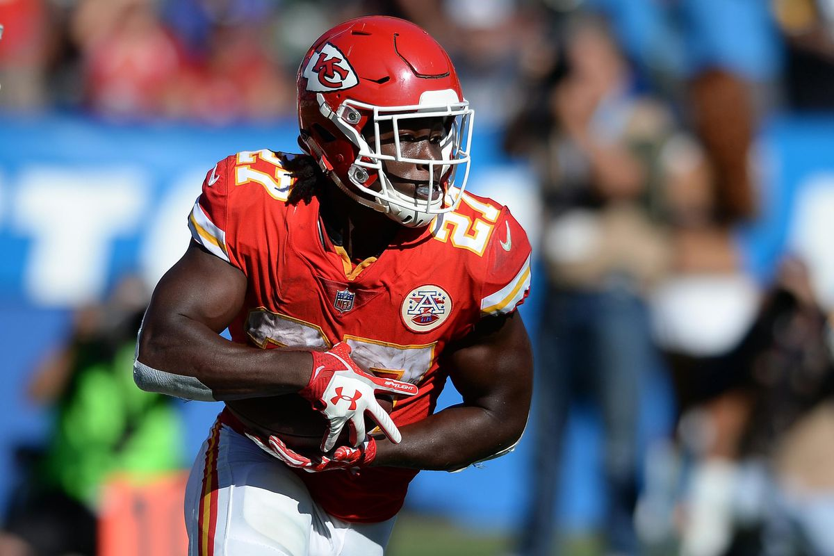 Kansas City Chiefs Vs Los Angeles Chargers Live Updates