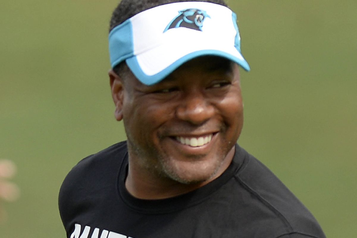 Getting to know Giants  head-coaching candidate Steve Wilks - Big ... 652383b27