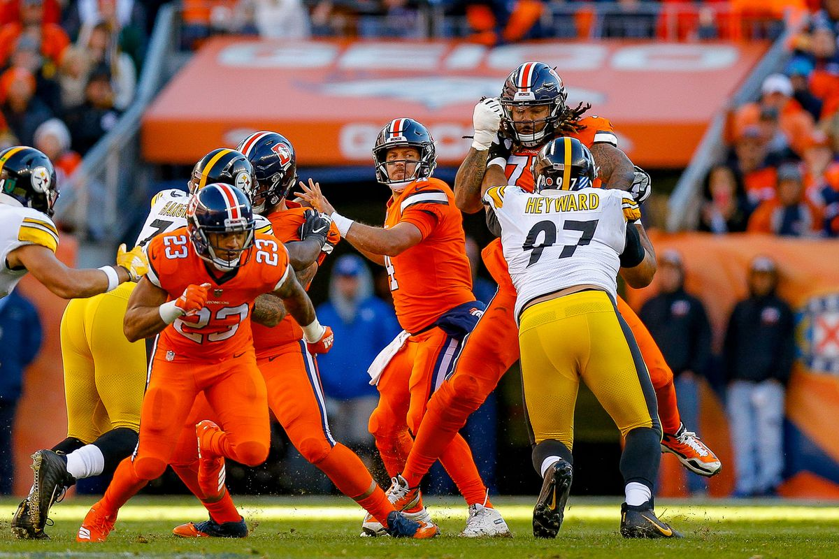 9c6a357a Steelers vs. Broncos, Week 12: 3rd quarter live in-game update ...