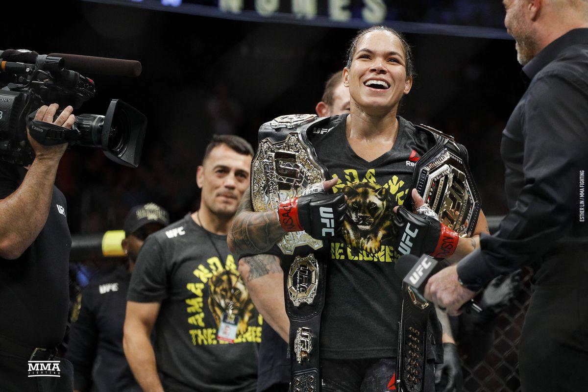 Amanda Nunes vs. Germaine de Randamie 2 set for UFC 245