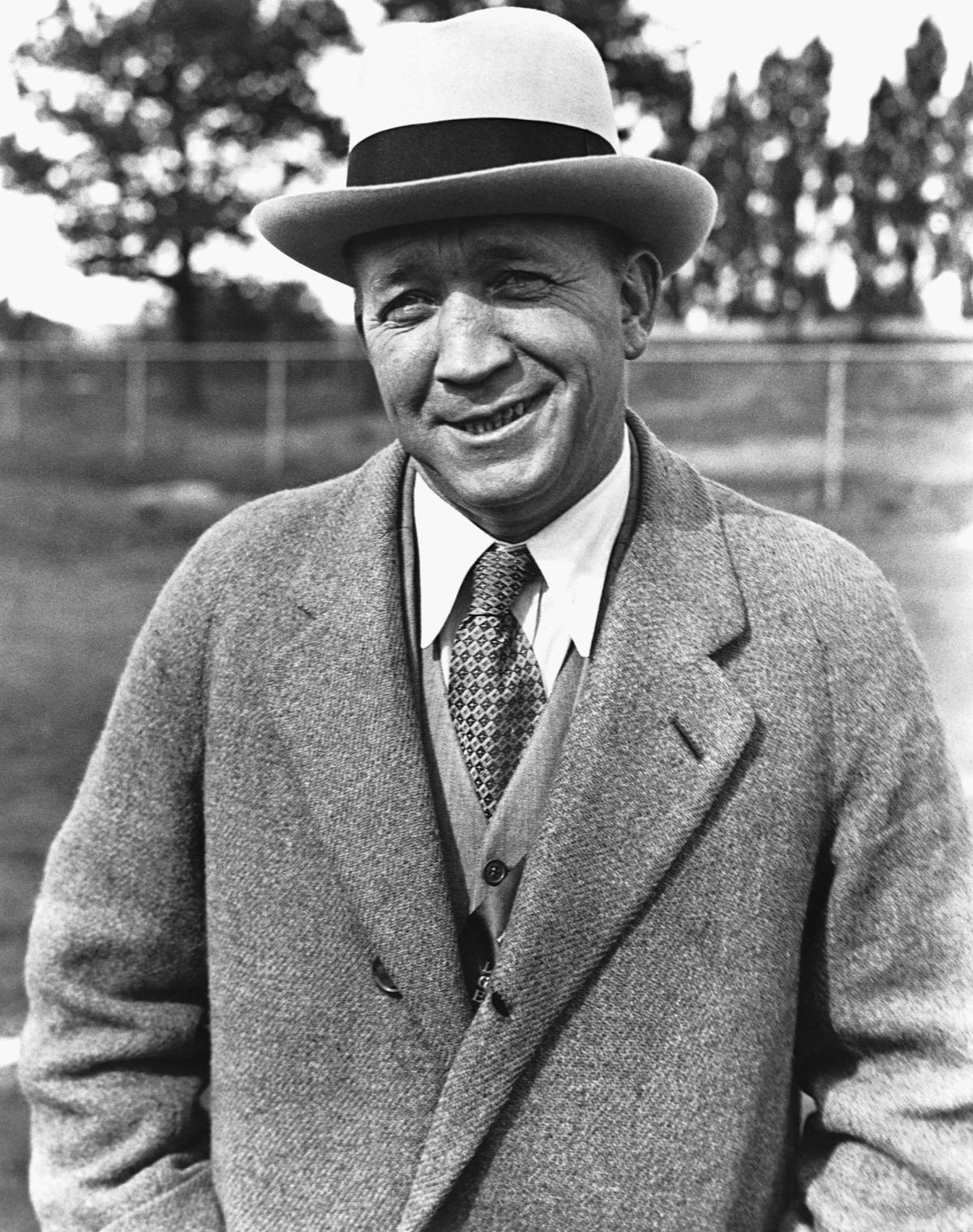 Knute Kenneth Rockne (1888-1931), American Football Coach