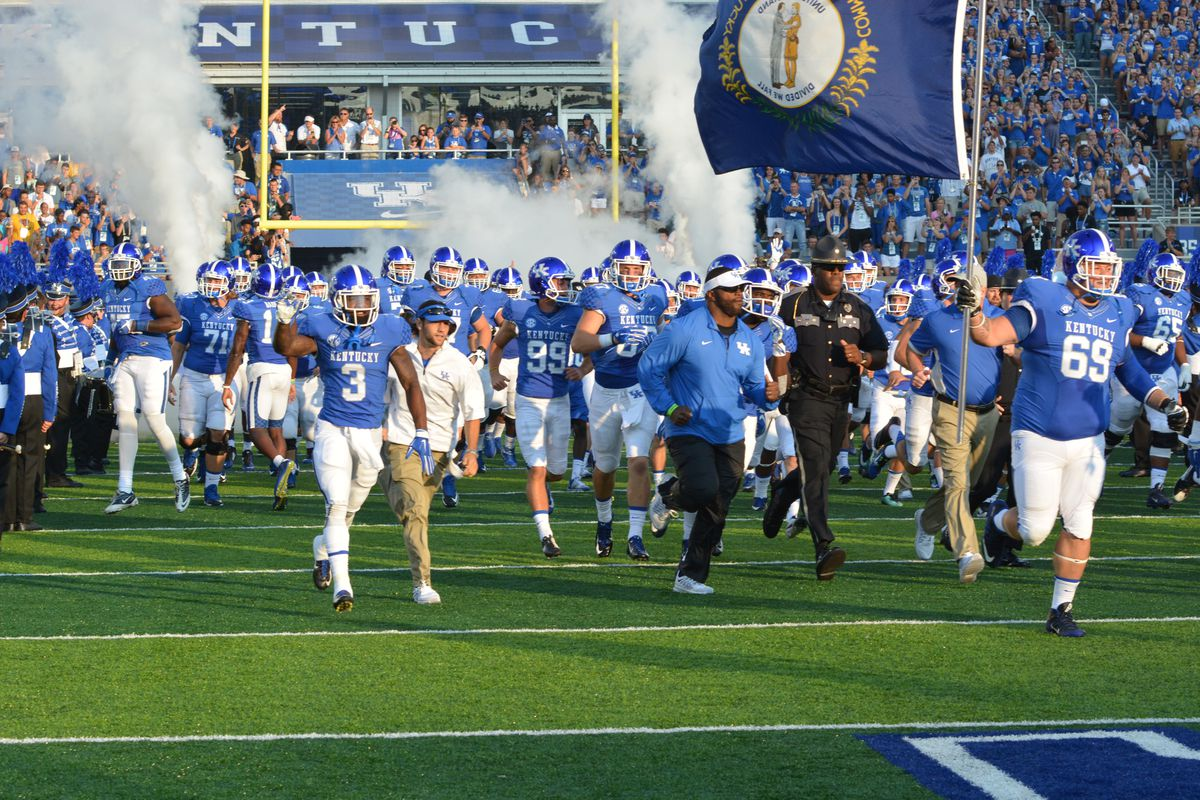 Highlights and postgame notes from Kentucky Football's win ...