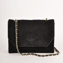 """""""A classic Chanel bag will never go out of style. This piece is definitely an investment that will stand the test of time.""""  Vintage Chanel bag, $1,395"""