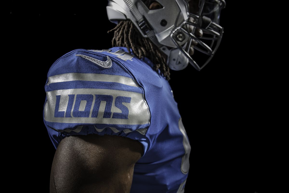 Notes: Detroit Lions reveal rookie jersey numbers - Pride Of