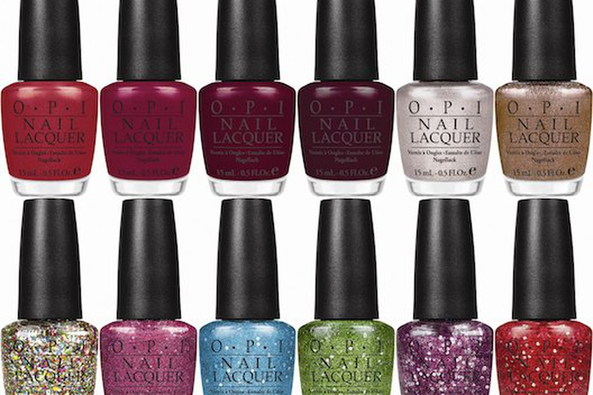 In Honor Of The Imminent November Release Disney S Muppets Movie Nail Polish Mavens At Opi Have Come Up With A Whole Range Inspired